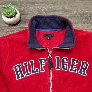 Tommy Hilfiger Shirts & Tops - 💙 TOMMY HILFIGER 💙 Boy's fleece jacket